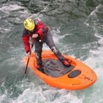 Whitewater Sup with Ty Nant Outdoors