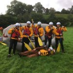 Ty Nant Outdoors Bala Rafting Lower river